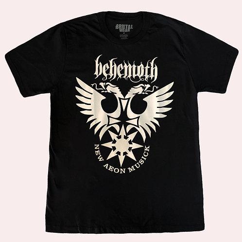 Camiseta Behemoth - New Aeon Musick - Brutal