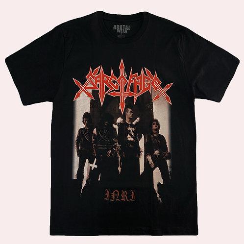 Camiseta Sarcófago - I.N.R.I. - Brutal