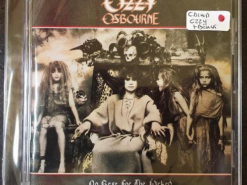 CD Ozzy Osbourne - No Rest For The Wicked - Importado - Lacrado