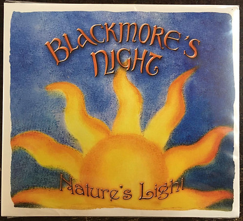 Cd Blackmore's Night - Nature's Light - Digipack - Lacrado