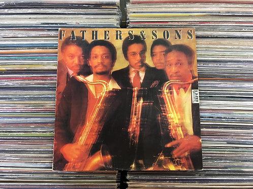 LP Fathers & Sons - Vários Artistas