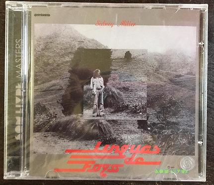 CD Sidney Miller - Línguas De Fogo - Lacrado