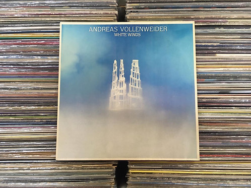 LP Andreas Vollenweider - White Winds