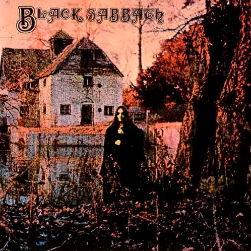 CD Black Sabbath - Black Sabbath 1° Álbum - Lacrado