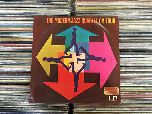 LP The Modern Jazz Quartet - On Tour