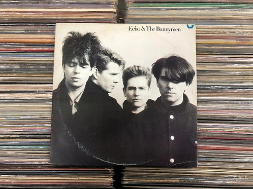 LP Echo & The Bunnymen - 1987 - C/ Encarte