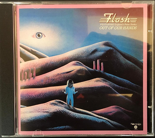 CD Flash - Out Of Our Hands - Importado