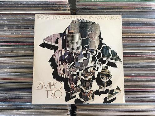 LP Zimbo Trio - Trocando Em Miúdos, A Tristeza Do Jeca...