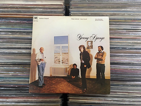 LP Stephane Grappelli - Young Django