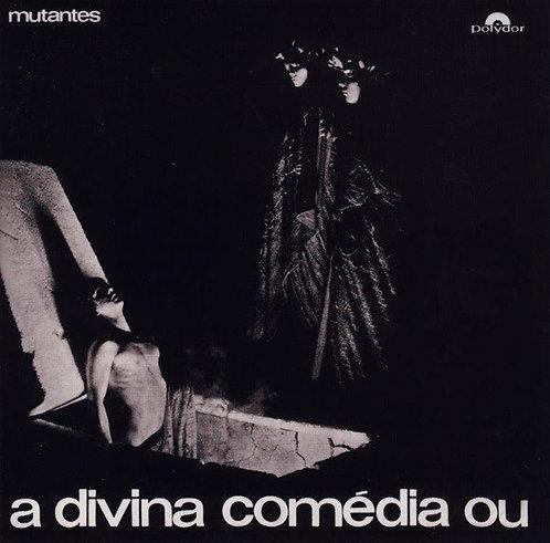 CD Os Mutantes - A Divina Comédia Ou Ando Meio Desligado - Lacrado
