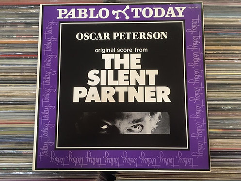 LP Oscar Peterson - The Silent Partner