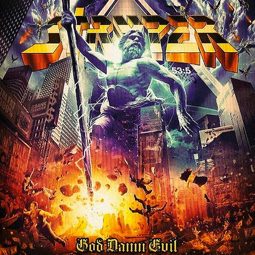 CD Stryper - God Damn Evil - Slipcase - Lacrado