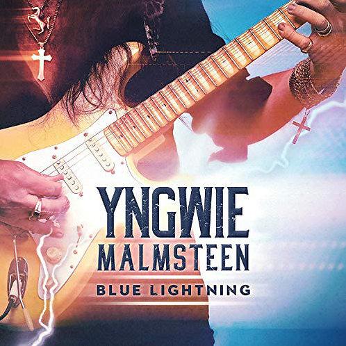 CD Yngwie Malmsteen - Blue Lightning - Slipcase - Lacrado