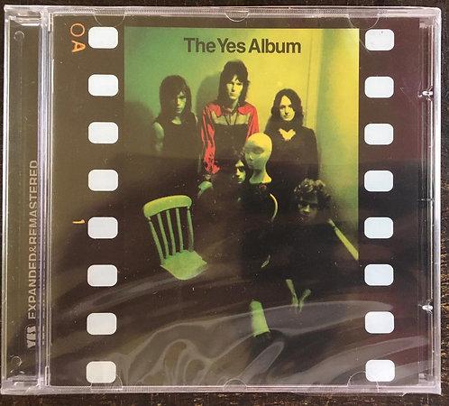 CD Yes - The Yes Album - Importado - +Bônus - Lacrado