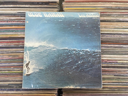 LP Leo Addeo Orchestra & Chorus - Blue Hawaii - Duplo - Importado