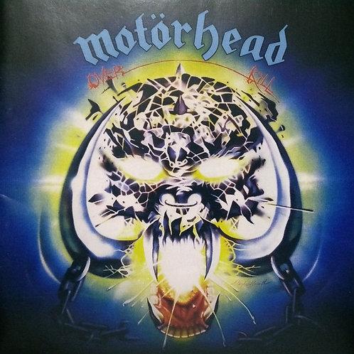 CD Motörhead - Overkill - Slipcase / Lacrado