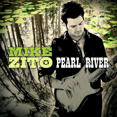 CD Mike Zito - Pearl River - Importado - Lacrado
