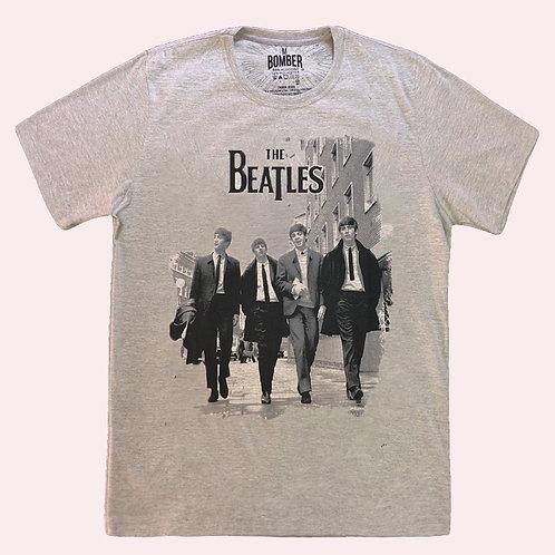 Camiseta The Beatles - BBC Sessions - Bomber