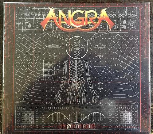 CD Angra - Omni - Lacrado - Digipack