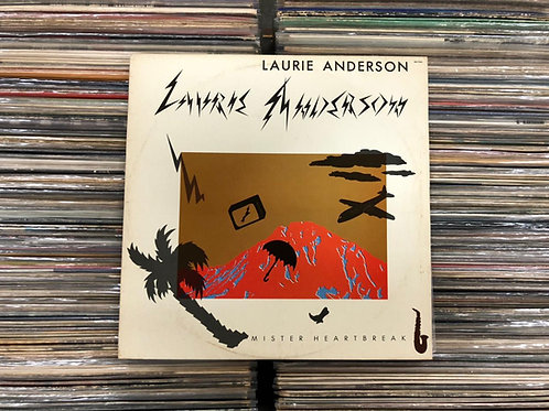 LP Laurie Anderson - Mister Heartbreak