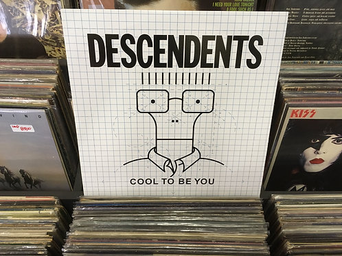 LP Descendents - Cool To Be You - Importado - Com Encarte