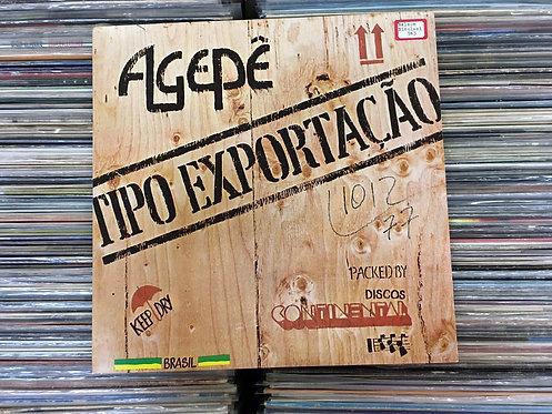 LP Agepê - Tipo Exportação - C/ Encarte