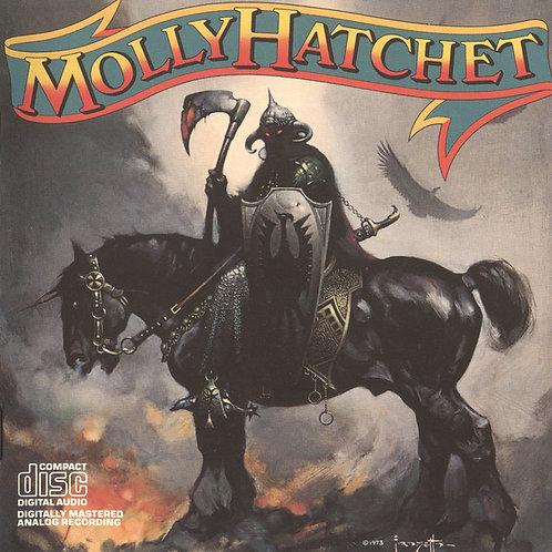 CD Molly Hatchet - Molly Hatchet - Importado - Lacrado