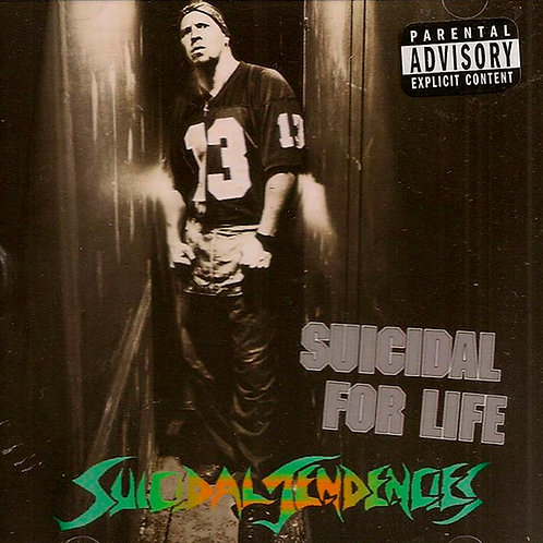 CD Suicidal Tendencies - Suicidal For Life - Importado - Lacrado