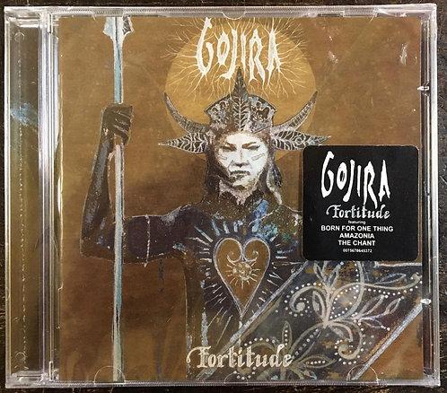 CD Gojira - Fortitude - Lacrado