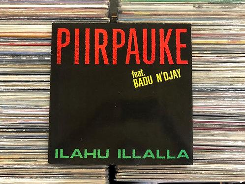 LP Piirpauke feat. Badu N'Djay - Ilahu Illalla - Importado
