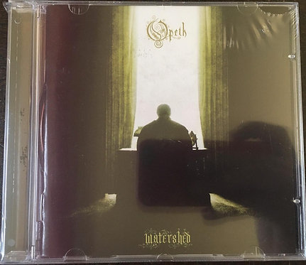 CD Opeth - Watershed - Importado - Lacrado