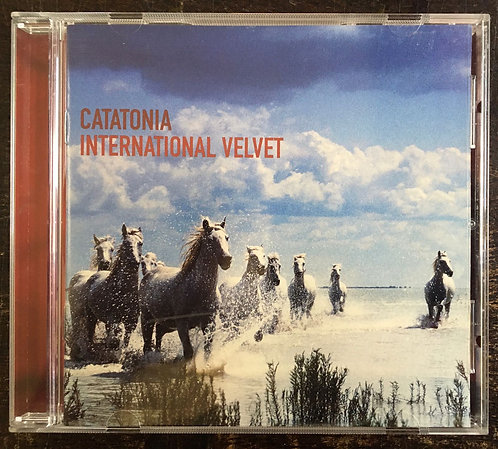 CD Catatonia - International Velvet - Importado