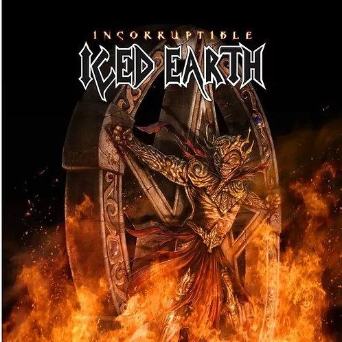 CD Iced Earth - Incorruptible - Lacrado