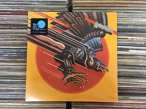 LP Judas Priest - Screaming For Vengeance - Importado - 180g - Lacrado