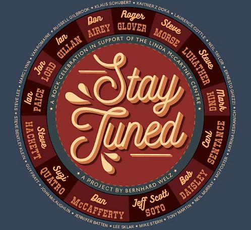CD Stay Tuned - A Rock Celebration - Lacrado