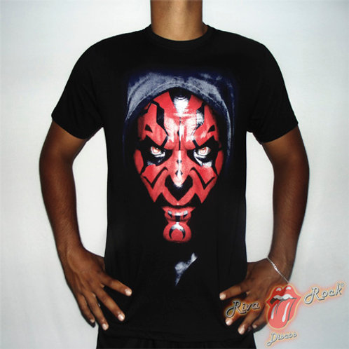 Camiseta Darth Maul - Chemical