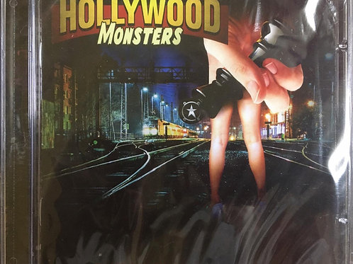 CD Hollywood Monsters - Thriving On Chaos - Lacrado