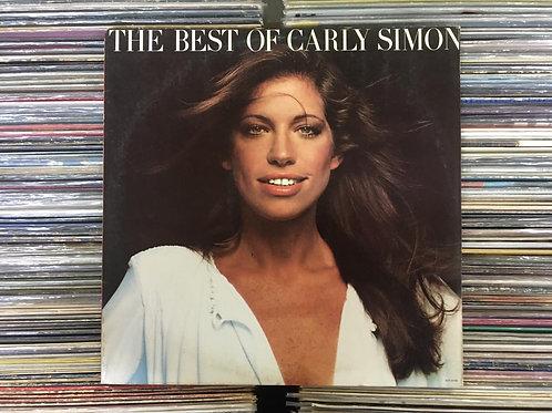 LP Carly Simon - The Best Of Carly Simon - Com Encarte