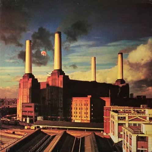 CD Pink Floyd - Animals - Lacrado