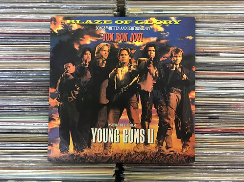 LP Jon Bon Jovi - Blaze Of Glory - Com Encarte
