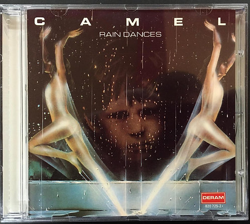 CD Camel - Rain Dances - Importado