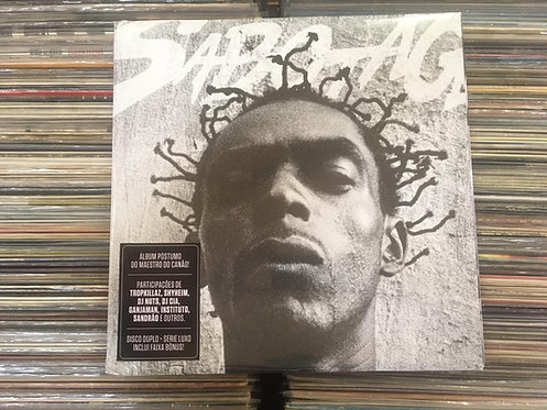 LP Sabotage - Albúm Póstumo 2017 - Duplo - Lacrado - Pôster