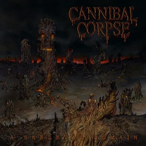 CD Cannibal Corpse - A Skeletal Domain - Digipack - Lacrado
