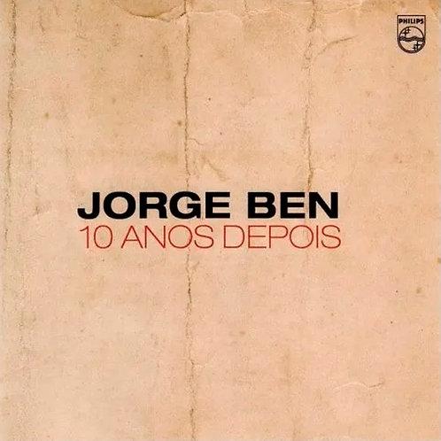 CD Jorge Ben - 10 Anos Depois - Lacrado