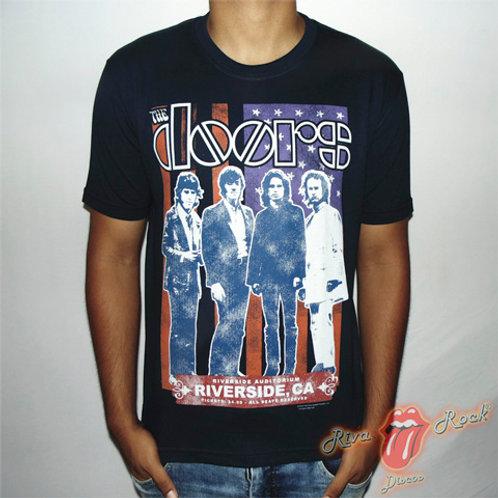 Camiseta The Doors - Riverside - Stamp