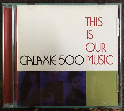 CD Galaxie 500 - This Is Our Music - Importado