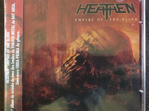 CD Heathen - Empire Of The Blind - Lacrado