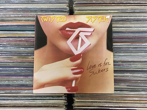 LP Twisted Sister - Love Is For Suckers