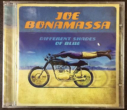 CD Joe Bonamassa - Different Shades Of Blue - Lacrado