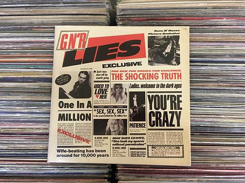 LP Guns N' Roses - G N' R Lies - Com Encarte
